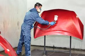 réparation peinture Marseille